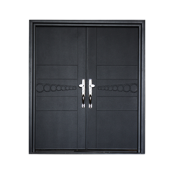 European Solid Door Series New Edge Safety Door